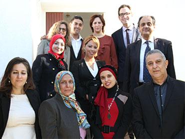 Inauguration de l'Institut Tunisien</br>de Rehabilitation NEBRAS