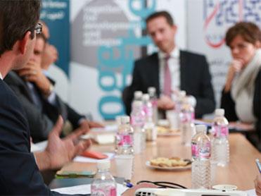 Visite officielle du ministre des</br>Affaires Etrangères Danois