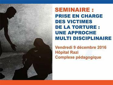 2<sup>ème</sup> Journée Nationale de Réhabilitation NEBRAS </br> En partenariat avec la faculté de médecine de Tunis (CEC de victimologie)