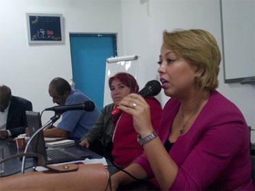 Conférence « Une justice </br> transitionnelle pour les </br> femmes aussi »