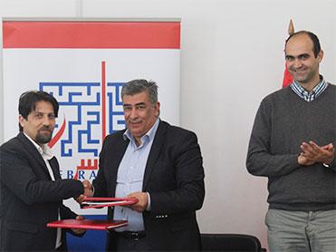 Signature du protocole d'entente </br>entre Nebras et la Faculté </br>de médecine de Tunis